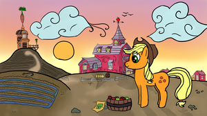 After Planting (Sweet Apple Acres) by Sound-FX42