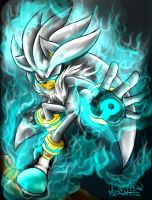 Silver the HEDGEHOG by Mimy92Sonadow