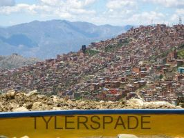 La Paz by Tylerspade
