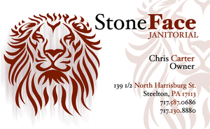 Stone Face BC by dragonorion