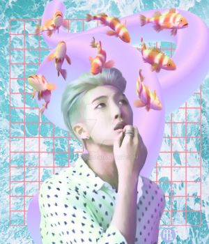 [NAMJOON | BTS] The power of imagination by FBPin