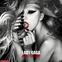 Lady GaGa - Born This Way 2 by jonatasciccone