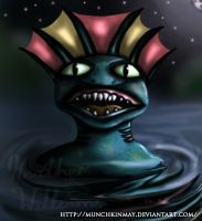 Gorox the king of the waters by Munchkinmay