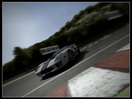 Ford GT by Darthpickle
