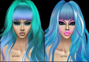 After-and-before by NKsWxm1st