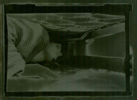 Under the bed... by sweaterwoolf