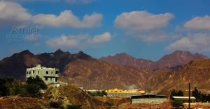 in Fujairah mountains 12 by amirajuli