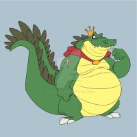King K. Rool Returns by Eligecos