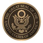 Great Seal of the US Icon by clandrigan757