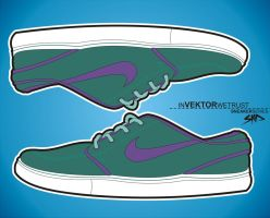 Sneakers by saidfahry
