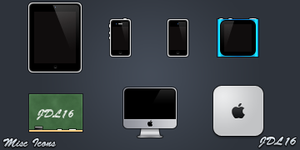 Misc icons by JDL16