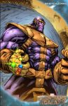 Thanos by SiriusSteve