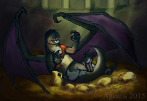 Hoard of the Dragonlord by Ageaus