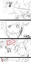 Crack Comic THE DEER D: by DarkHalo4321
