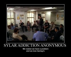 sylar addiction by Alucard2121