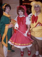 A-Kon 2014 Cardcaptor Group by KittyChanBB