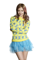 Hyoyeon (SNSD) png [render] by Sellscarol