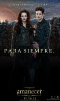 Amanecer parte 2 - Poster - Familia Cullen by codeevanescence