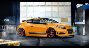 Renault Megane ST-SP by tuninger
