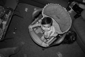 Audrey Taylor, 11mos by xxdigipxx