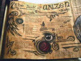 The Book of Urizen - Image 3 by VincentMDantes