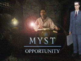 MYST Opportunity concept pic by Agent-G245