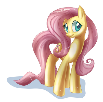Fluttershy by AnthoCat