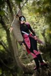 Inuyasha - Sango by theDevil-photography