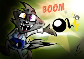 COON BOOM by SirElliot24