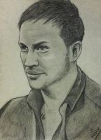 Tom Hardy by halfpennyro04