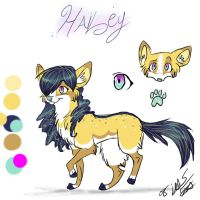 hailey :D by Aibyou