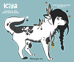 Kiya Reference by Drodengera