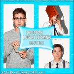 Photopack Logan Lerman by JulyEditionss