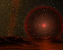 The red dwarf by TerreMorte