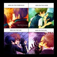 Reborn: 6927 Kiss meme by Lancha