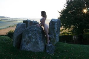 Coldrum Long Barrow 6 by Red-Draken