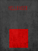 Minimalist Hellraiser Poster 1 by centric-prometheus