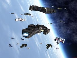 Carrier Force by ILJackson