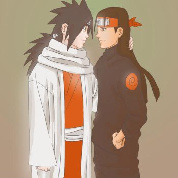 I'll Protect you Hokage-sama by Iro-the-Random-one
