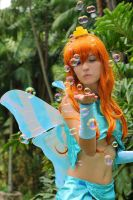 Beautiful Fairy Bloom - Winx Cosplay by MishiroMirage
