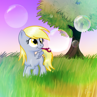Bubbles by FunnyFany