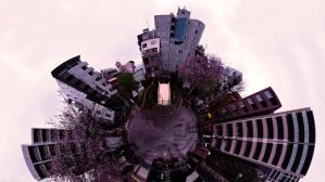 Little Planet Ajiro Playground, Azabu-Juban by nostro-fr