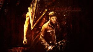 Supernatural vs Silent Hill by push-pulse