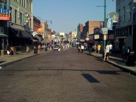 Beale St. by bvazz