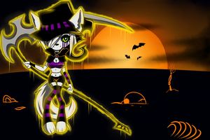 Halloweenie by GhostNyght