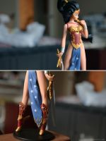 Wonder Woman Shot Oh One by sdrcow
