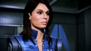 Ashley Williams Mass Effect 3 by RatedRBryan