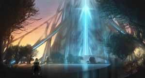 Cathedral by SebastianWagner