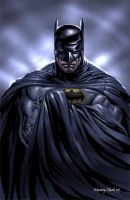 Another Batman by mannyclark