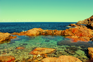 Rock Pool by BoutABoy